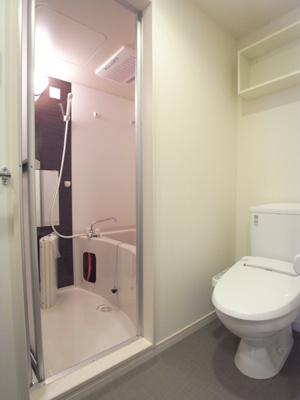 リブリ・ファイブスターのトイレ