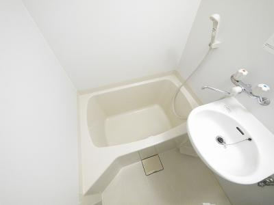 【浴室】コーポ三和新大宮2号館
