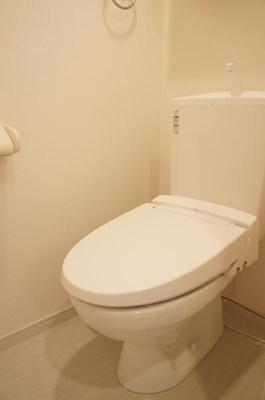 リブリ・プランドールNAのトイレ