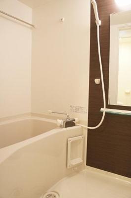 リブリ・プランドールNAの浴室