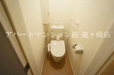 【トイレ】プリマヴェーラⅠ
