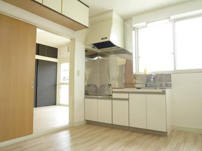 【キッチン】ハイツフジミ