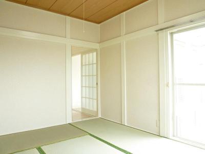 【和室】ハイツフジミ