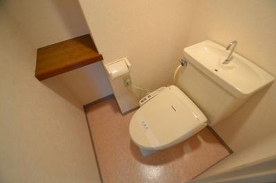 【トイレ】アーバンライフ本山中町