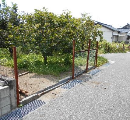 【前面道路含む現地写真】仁井田