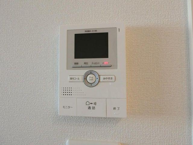 グランメゾン テレビモニターホン