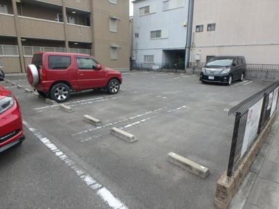 【駐車場】イーストライン