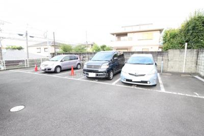【駐車場】フローラ箕面