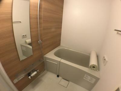 【浴室】エレガント和