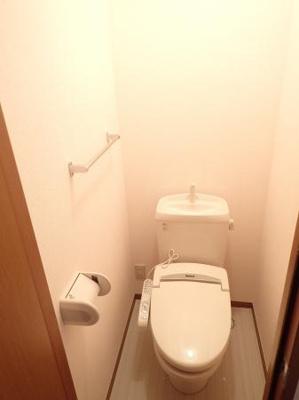 【トイレ】ルミエール琵琶