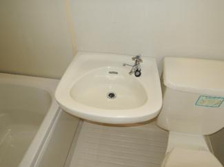 【独立洗面台】喜連ロイヤル1号館
