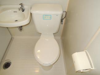 【トイレ】喜連ロイヤル1号館