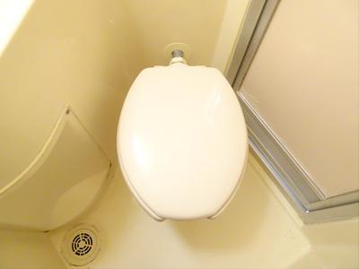 【トイレ】エメラルドホーム