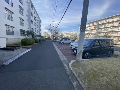 【駐車場】富田第二住宅64号棟 (株)Roots