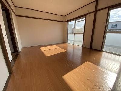 【居間・リビング】富田第二住宅64号棟 (株)Roots