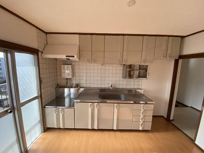 【キッチン】富田第二住宅64号棟 (株)Roots