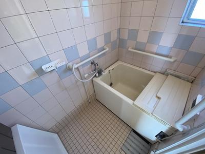 【浴室】富田第二住宅64号棟 (株)Roots