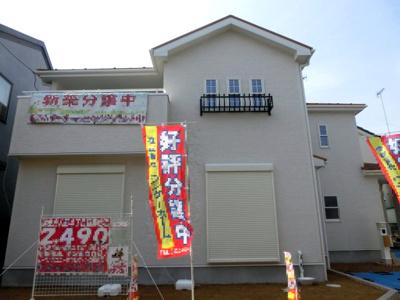 【外観】鴻巣市人形4丁目 ~新築分譲住宅~