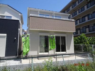 【外観】さいたま市大宮区三橋1丁目 住宅性能評価書付新築分譲住宅