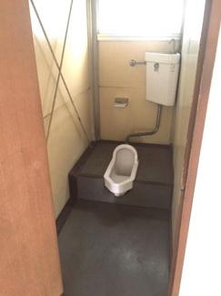 【トイレ】樽町ビル