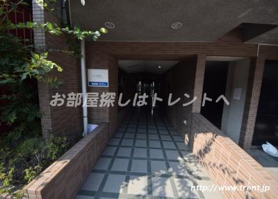 【エントランス】ステージファースト早稲田