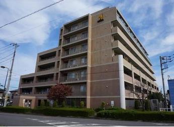【外観】鴻巣市逆川2丁目 「グラン・コート鴻巣Ⅱ」