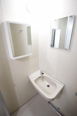 ハイツ大峰 洗面スペース