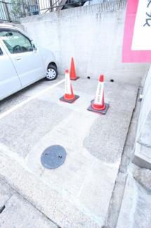 ハイツ大峰 駐輪スペースあり