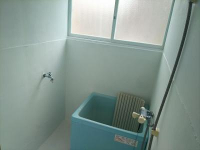 【浴室】貞山貸家