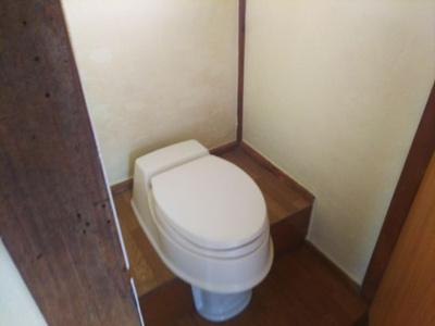 【トイレ】貞山貸家