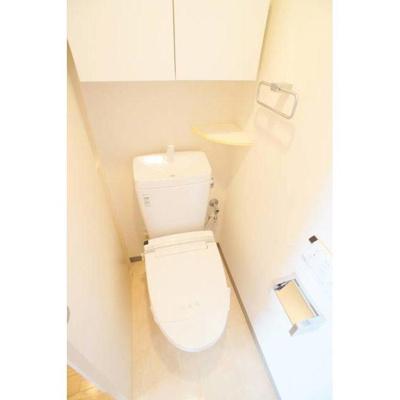 プレジール弁天のトイレ