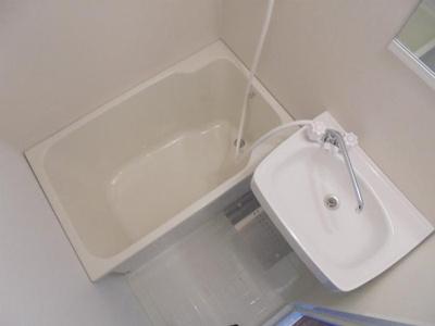 【浴室】レイマンション・クレセント