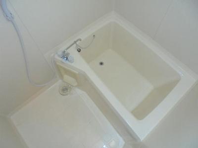 【浴室】コンホルト公園南