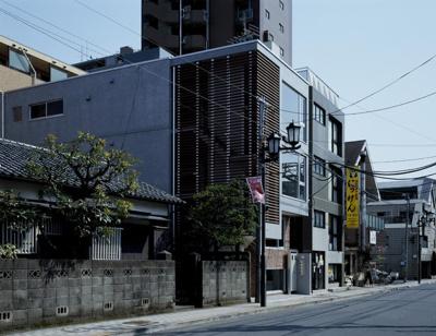 【外観】Cube Kunitachi