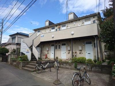 【外観】ハイネス桜ヶ丘