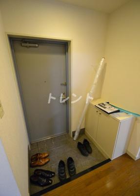 【玄関】ウエストポイントコート