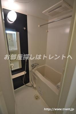 【浴室】パレコート新宿