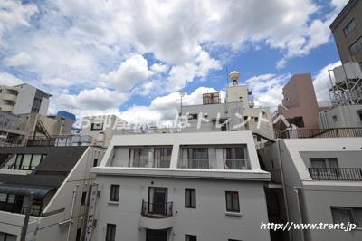 【展望】パレコート新宿