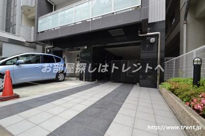 【外観】パレコート新宿