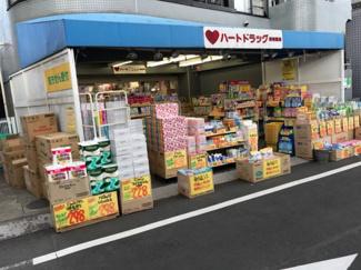 東京都大田区南久が原2丁目新築戸建 B号棟 薬局もフィットネスクラブの隣にあります。