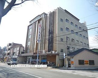 東京都大田区南久が原2丁目新築戸建 B号棟 医療法人社団秀輝会目蒲病院が約徒歩15分と近くにあります。大きな病院が近くにあるのは安心材料ですね。