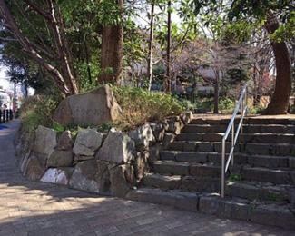 東京都大田区南久が原1丁目借地権付き新築分譲住宅 くさっぱら公園です。物件から見える距離にある公園です。