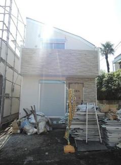 大田区久が原5丁目 新築戸建 1号棟 外観