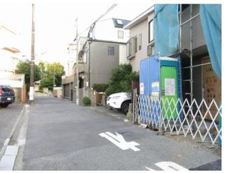 大田区南馬込4丁目の新築戸建 外観