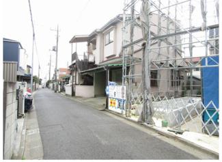 大田区南馬込3丁目の新築戸建 外観
