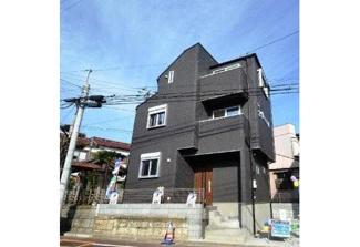 大田区南馬込三丁目の新築戸建 現地写真