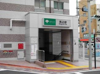 大田区南馬込二丁目の新築戸建 現地写真