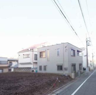 大田区 中馬込1丁目 新築戸建 2号棟 現地写真