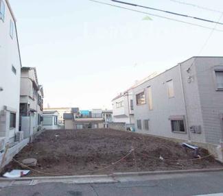 大田区 中馬込1丁目 新築戸建 現地写真