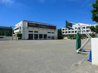 大田区上池台1丁目 新築戸建 貝塚中学校